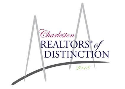 2018 Realtor of Distinction Award Winner - Derrick Burbage - 2018 Silver Circle Winner - Top 10% of Realtors in the Charleston Area